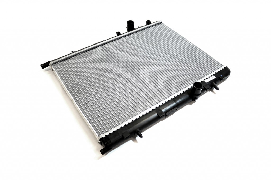 Radiator-web
