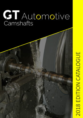 Camshaft Catalogue Cover 2018