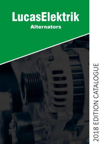 Lucas Alternator Catalogue Cover
