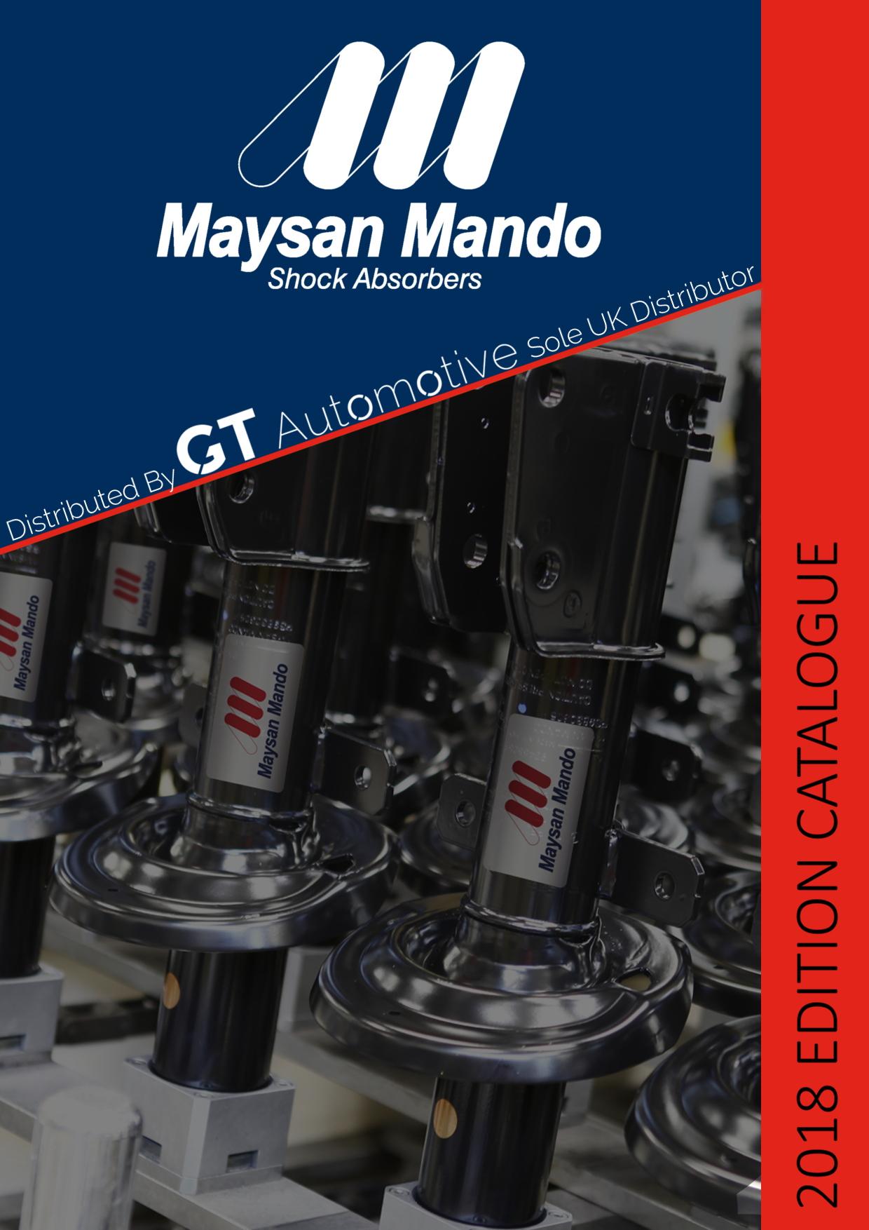 Maysan Catalogue Cover