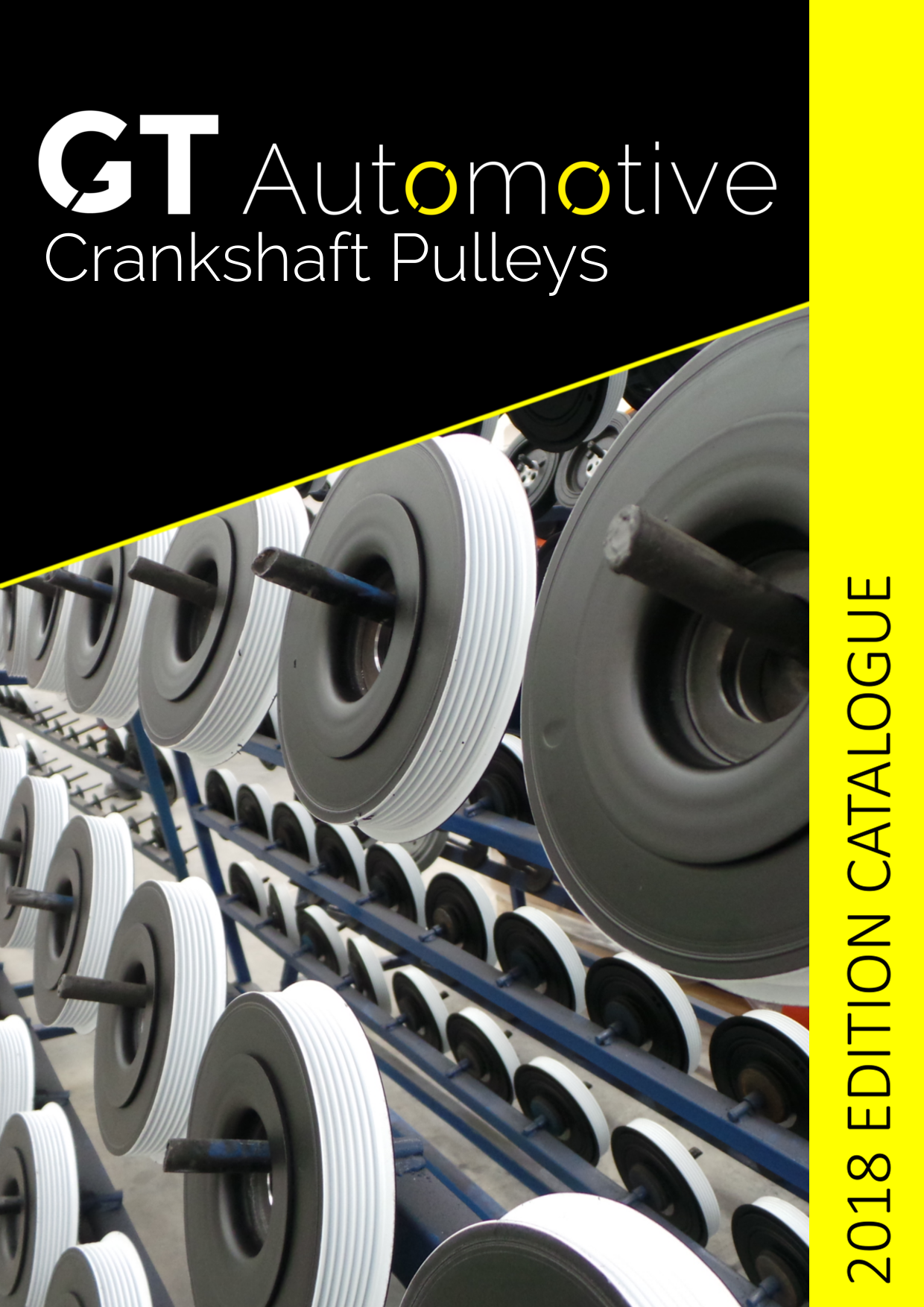 Crankshaft Pulley TVD Catalogue Cover