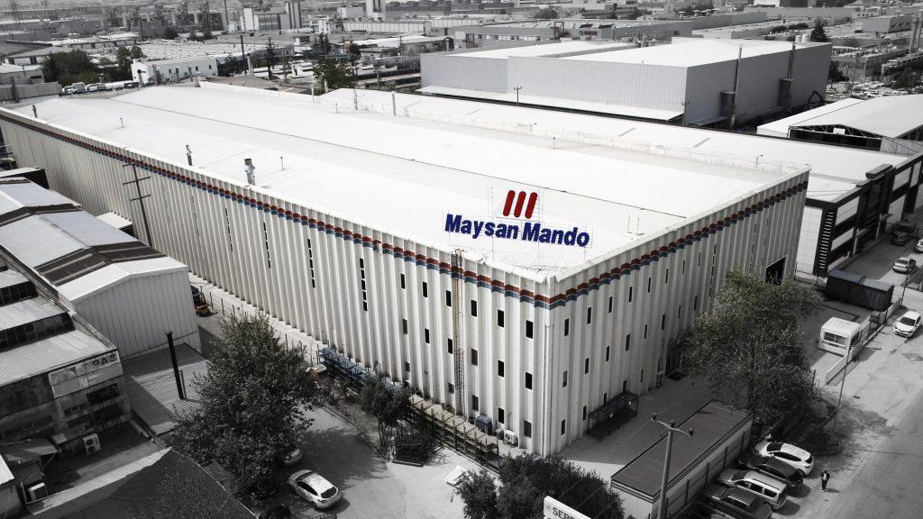 Maysan Mando Factory Image