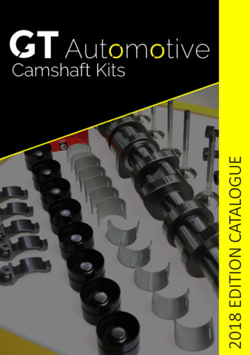 Camshaft Kit Catalogue Cover