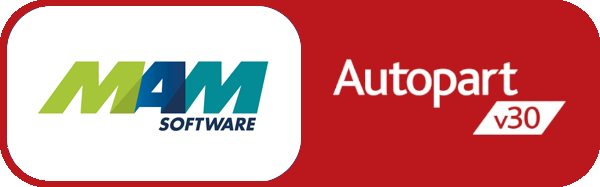 MAM AutoPart organisation logos